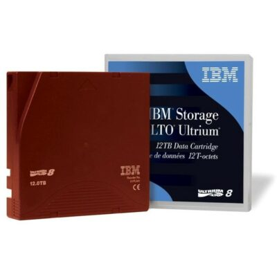 IBM LTO Ultrium Data Cartridge LTO8