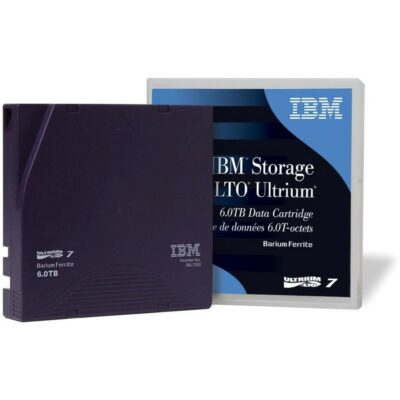 IBM LTO Ultrium Data Cartridge LTO7