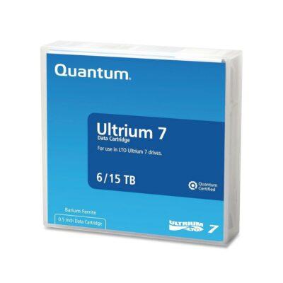 Quantum LTO Ultrium Data Cartridge LTO7