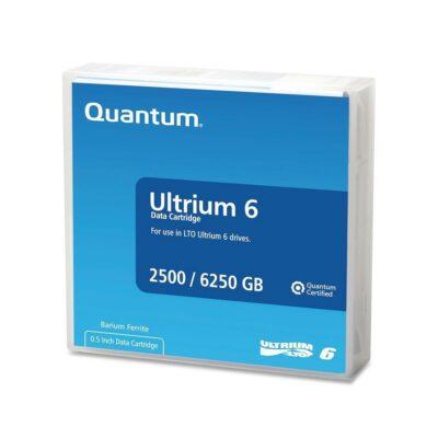 Quantum LTO Ultrium Data Cartridge LTO6