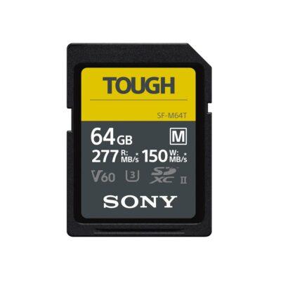 Sony Sony SF-M Series TOUGH SD UHS-II Card