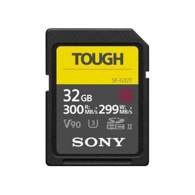 Sony SF-G Series TOUGH SD UHS-II Card