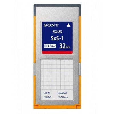 Sony SxS-1 Memory Card