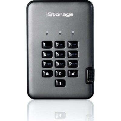 iStorage diskAshur Pro2 SSD 256-bit